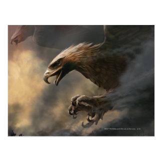 El gran concepto de Eagles Tarjeta Postal