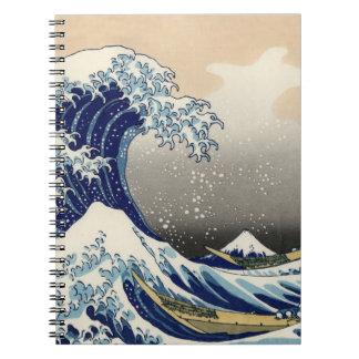 el gran cuaderno de la onda