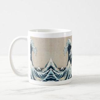 El gran diseño de la taza de la onda por SHARLES