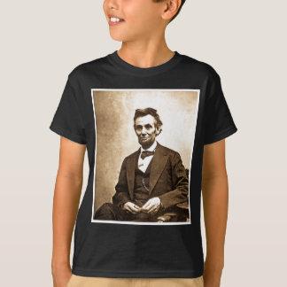 El gran Emancipator Abe Lincoln (1865) Playera