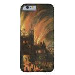 El gran fuego de Londres (septiembre de 1666) con Funda De iPhone 6 Slim