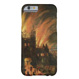El gran fuego de Londres septiembre de 1666 con