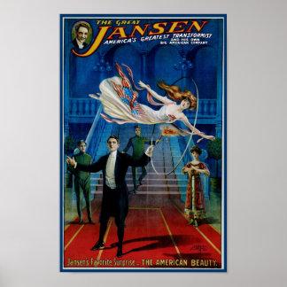 El gran Jansen Póster