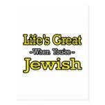 El gran… judío de la vida tarjetas postales