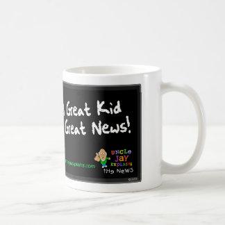 """El """"gran niño es taza de las grandes noticias"""""""