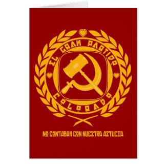 EL Gran Partido Colorado Felicitacion