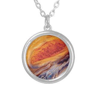 El gran punto rojo de Júpiter Collar