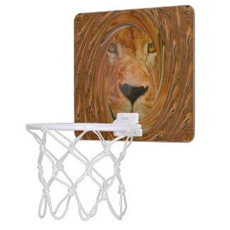 El gran rey de aros canasta de baloncesto mini