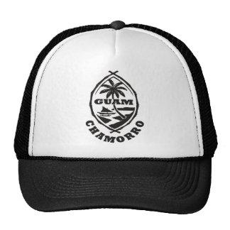 El gran sello de Guam Gorras