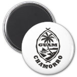 El gran sello de Guam Imanes
