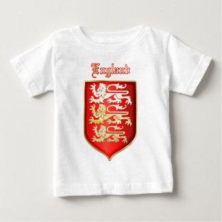 El gran sello de rey Richard el Lionheart Playera De Bebé