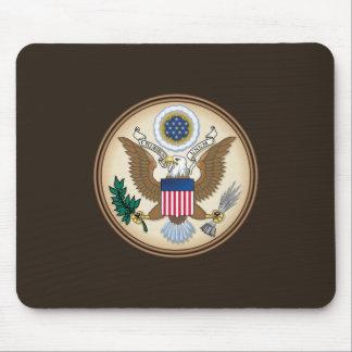 El gran sello (original) mouse pads