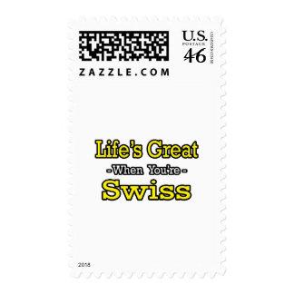 El gran… suizo de la vida envio