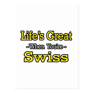 El gran… suizo de la vida postal
