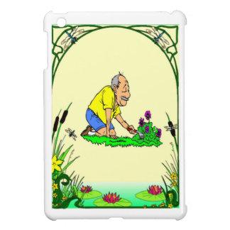 El Grandad ama su jardín