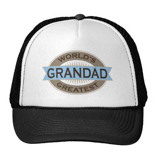 El Grandad más grande de los mundos Gorras