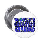 El Grandad más grande    del mundo Pins