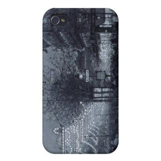 El Grands Boulevards, París iPhone 4/4S Carcasas