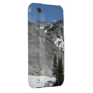 El granito Nevado cubre con una cúpula la caja del iPhone 3 Cárcasa
