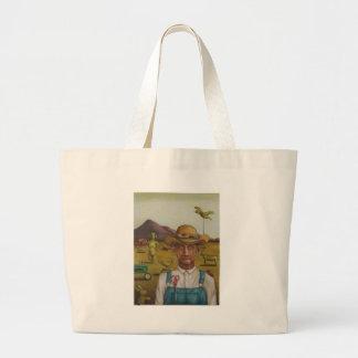 El granjero excéntrico bolsas de mano