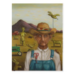 El granjero excéntrico tarjetas postales