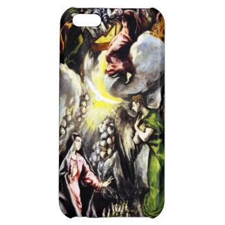 El Greco Annunciation Virgin Mary iPhone 5 Case