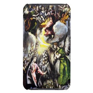 El Greco Annunciation Virgin Mary iPod Touch Case