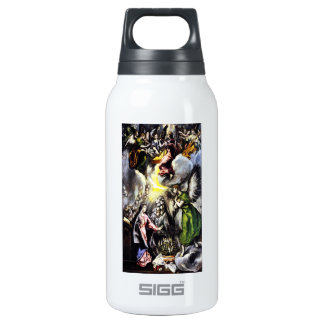 El Greco Annunciation Virgin Mary 10 Oz Insulated SIGG Thermos Water Bottle