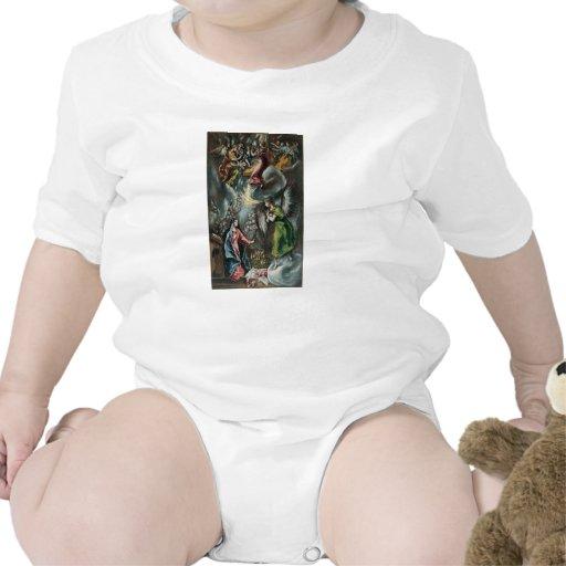 El Greco Art Bodysuit