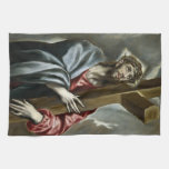 El Greco Art Hand Towel