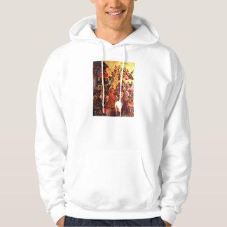 El Greco Art Hooded Sweatshirt