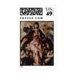 El Greco Art Postage Stamps