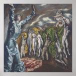 El Greco Art Posters
