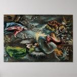El Greco Art Print