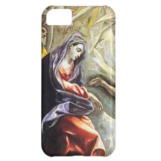 El Greco Burial of Count of Orgaz iPhone 5 Case
