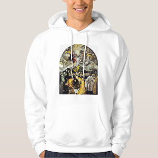 El Greco Burial of the Count of Orgaz Hoodie