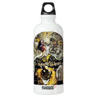El Greco Burial of the Count of Orgaz SIGG Traveler 0.6L Water Bottle