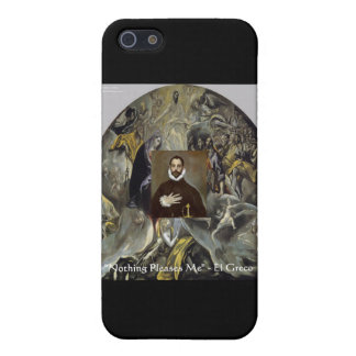 """El Greco """"Burial Of The Countess"""" Gifts & Tees Cover For iPhone SE/5/5s"""