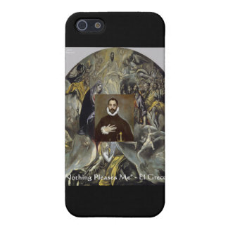 """El Greco """"Burial Of The Countess"""" Gifts & Tees iPhone SE/5/5s Case"""