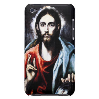 El Greco Christ Blessing iPod Touch Case