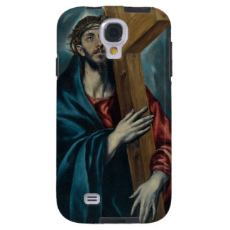 El Greco - Christ Carrying the Cross Galaxy S4 Case