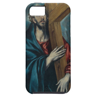 El Greco - Christ Carrying the Cross iPhone 5 Cover