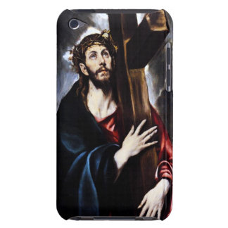 El Greco Christ Carrying The Cross iPod Touch Case