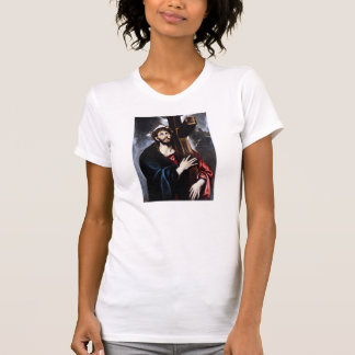 El Greco Christ Carrying The Cross T-shirt