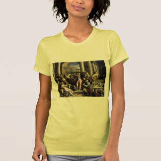 El Greco- Christ driving the traders from temple Tee Shirts