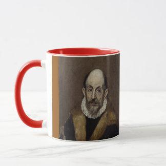 El Greco Classic Coffee Mug