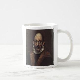 EL GRECO COFFEE MUG