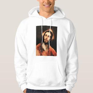 El Greco Jesus Christ Hoodie