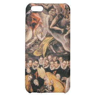 El Greco - LEnterrement du Comte dOrgaz iPhone 5C Cases