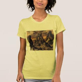 El Greco- Mount Sinai Shirts